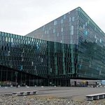 Harpa from outside