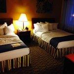 Comfotable beds