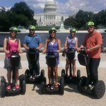 Our Team on the MOVE in DC