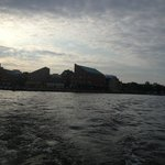 View of Fells Point from the BWT