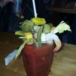 the Bloody Mary!