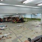 Airport model.