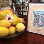 Beautiful island mangos...