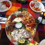 fish, shrimp, ribs, calamari, lobster...oh my!!