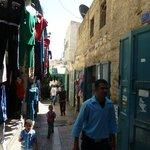 streets in Betlehem