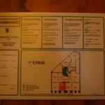 Plano de habitaciones