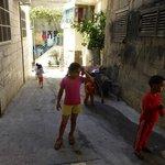 refugee camp AIDA