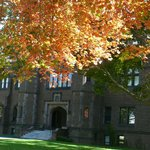 The College in autumn is gorgeous!