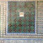 Detalhe de azulejaria