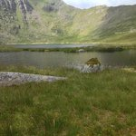 Red Tarn andStriding Edge