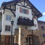 Front of Austria Haus