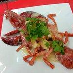 Butter & Cream Sauce Lobster 奶油龍蝦(時價)