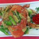 Ginger & Scallions Dungenese Crab 薑蔥螃蟹(時價)