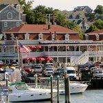 Finn's Seafood, Block Island, RI