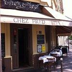 Façade Chez Fred