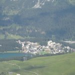 Another aerial view of Arosa
