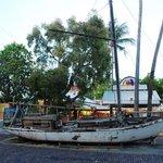 Key West,famous for its shipwrecks