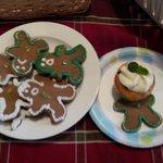 Christmas Ginger's !