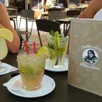 Limonade, caïpirinha et Mojito :-)
