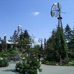 Entrance of Saskatoon Farm