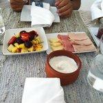 Part i of breakfast