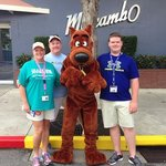 The 3 Stooges & Scooby