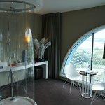 Chambre de luxe 15ème étage