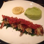 Grilled shrimp ��