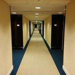 Bright hallways