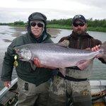 King Salmon at Katmai Lodge