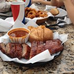 Wonderful pork ribs!