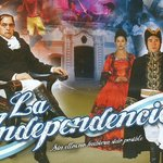 Grupo de teatro en la casa de la Independencia