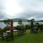 Back yard of the Carrig Country House
