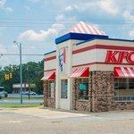 KFC  front angle