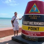 The most visited and photographed attraction in Key West