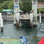 Ferry ride from Verano to Bellagio