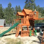 Enjoy our new playset