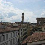Vista Palazzo Vecchio