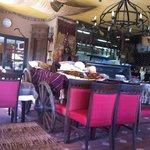 Breakfast and restaraunt area