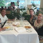 """En el restaurante de Fistamericana  """"La Crespolina"""""""
