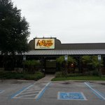 Front View of this Cracker Barrel St Pete FL