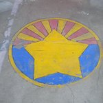 Cottonwood Sidewalk Art