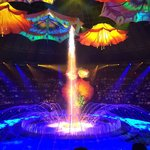 'La Reve' - the awe inspiring show at The Wynn