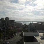 Nice view froom room 405!
