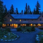 Twilight at National Park Inn