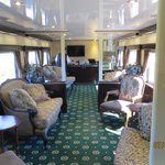 Luxury Dome car lower level
