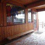 Ski rental shop