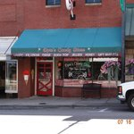 Opie's Candy Store, Mt Airy, NC