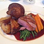 sunday Roast of Lamb