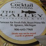 Famous for fresh fish